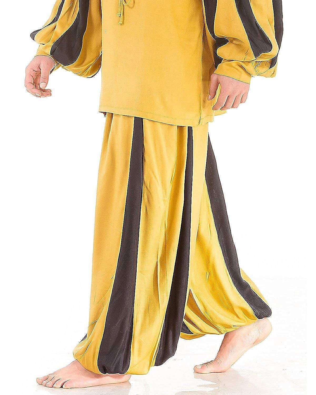 Landsknecht Medieval Renaissance Poet Pirate Cosplay Costume European Pants C1061 C1061-Parent