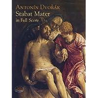 Antonin Dvorak: Stabat Mater (Score)
