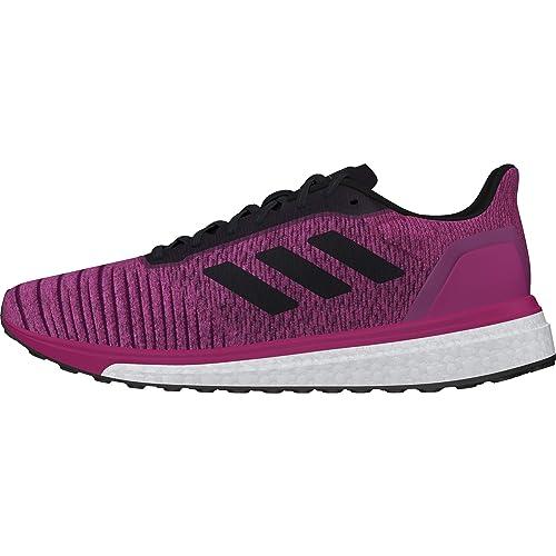 buy popular c21d7 73b8d adidas Solar Drive W, Zapatillas de Deporte para Mujer Amazon.es Zapatos  y complementos
