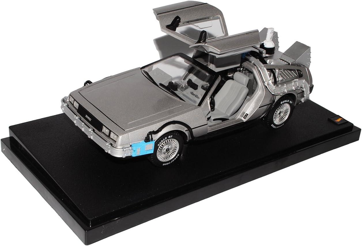 Mattel Delorean Zurück in die Zukunft Back to The Future 1