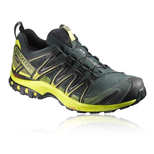 Salomon XA Pro 3D Gore-Tex Zapatilla De Correr para Tierra - AW17: Amazon.es: Zapatos y complementos