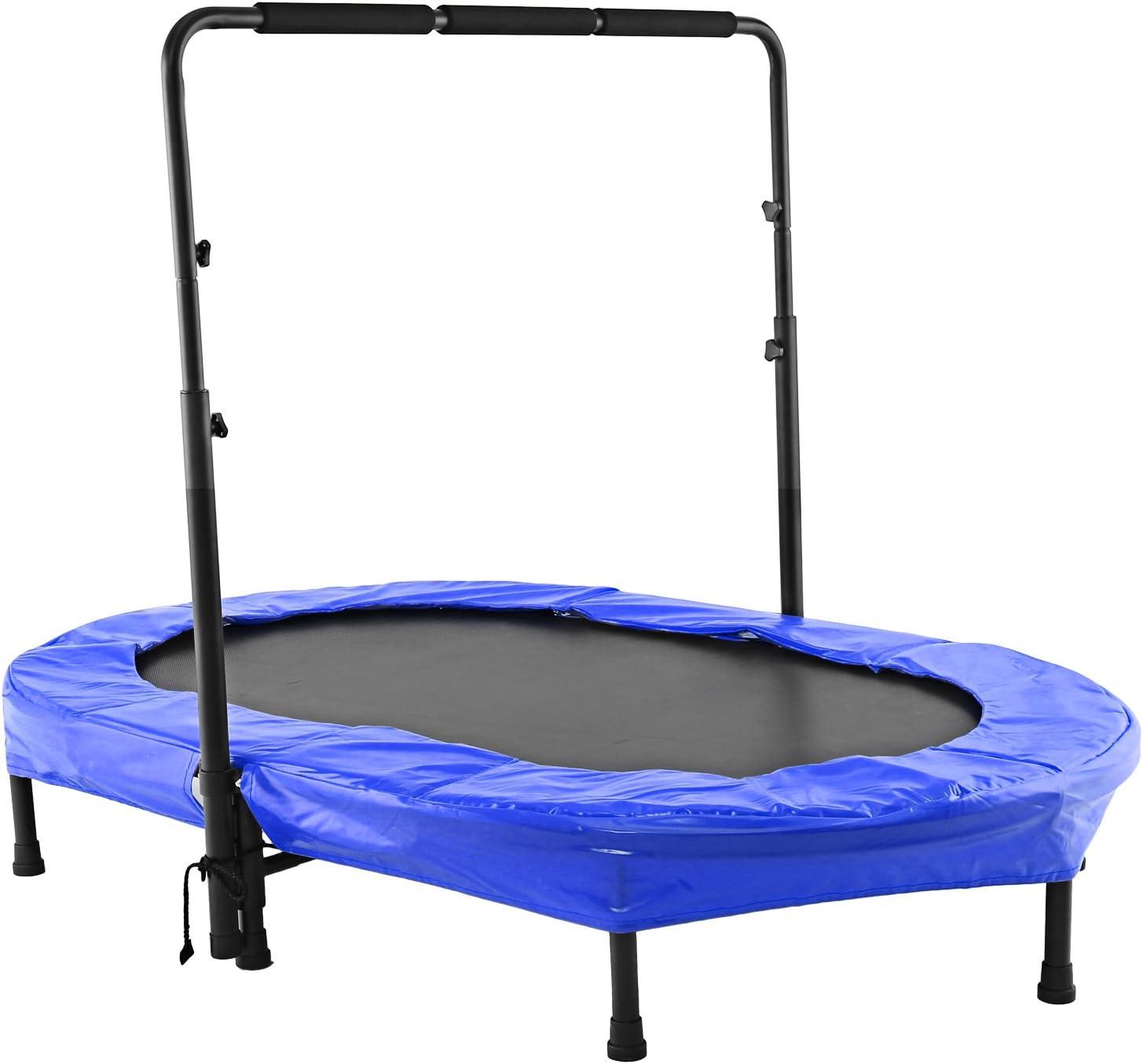 BUSYALL Trampolín Infantil Cama Elastica Plegable de Fitness ...