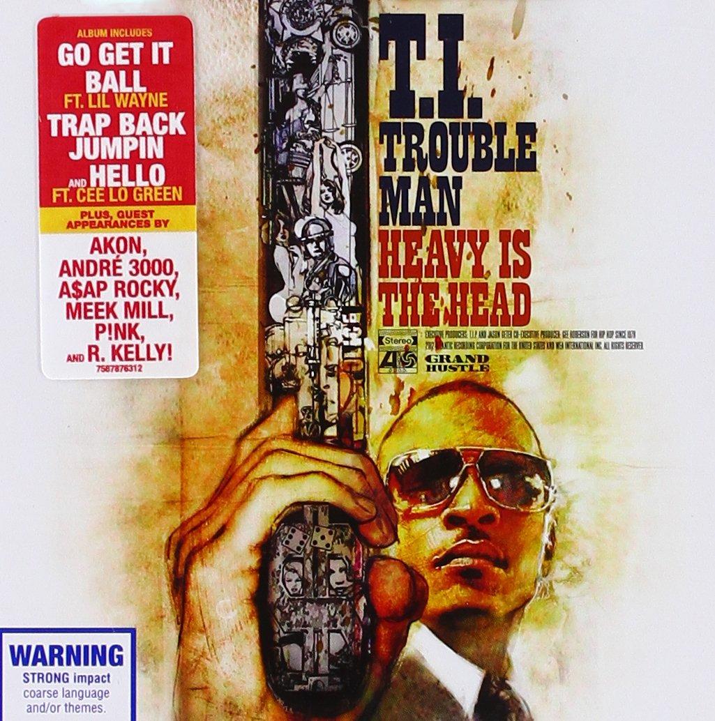 Trouble Manheavy Is The Head Ti Amazonde Musik