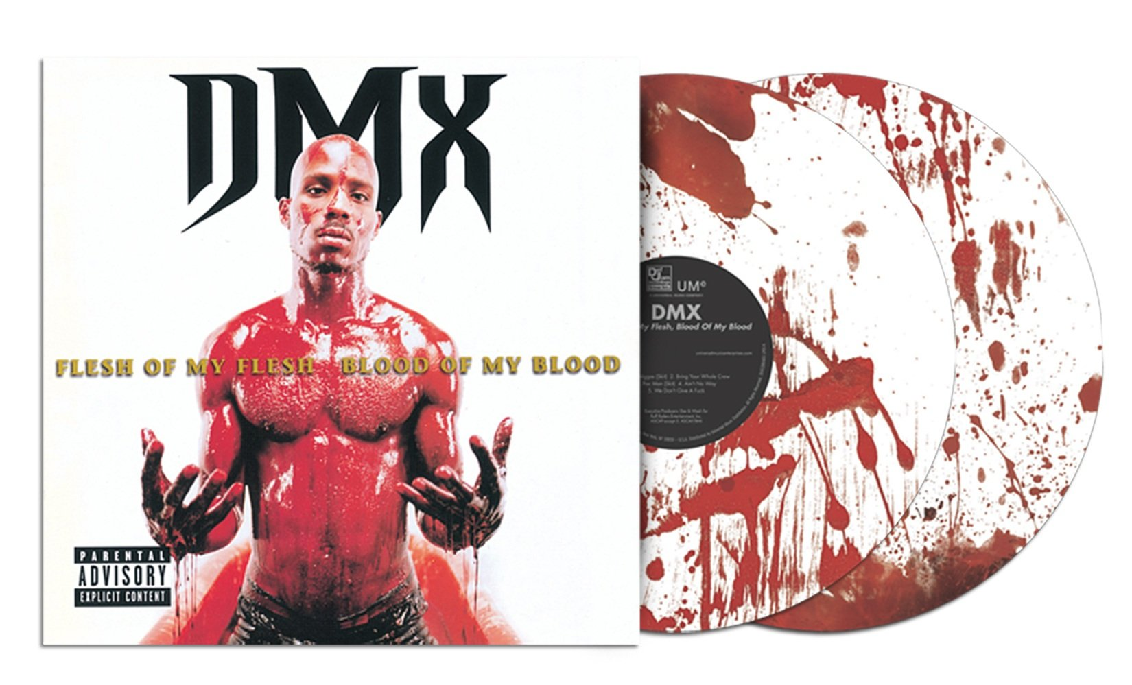 Flesh of My Flesh, Blood of My Blood by Def Jam