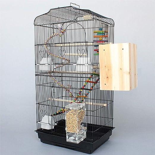 Jaula de baño para pájaros que incluye una taza de alimentación ...