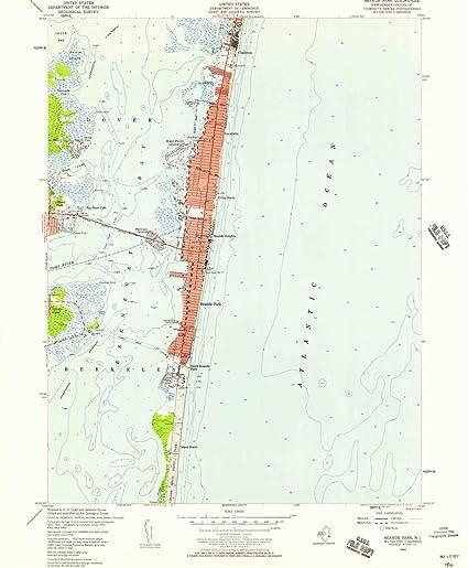 Amazon.com : YellowMaps Seaside Park NJ topo map, 1:24000 ... on redding nj map, pittsburgh nj map, hawthorne nj map, salem nj map, springfield nj map, fairview nj map, washington county nj map, medford nj map, richmond nj map, orange nj map, jersey shore map, newport nj map, new jersey coast map, radburn nj map, crater lake nj map, florence nj map, great falls nj map, avon nj map, nj beach map, spring lake nj map,