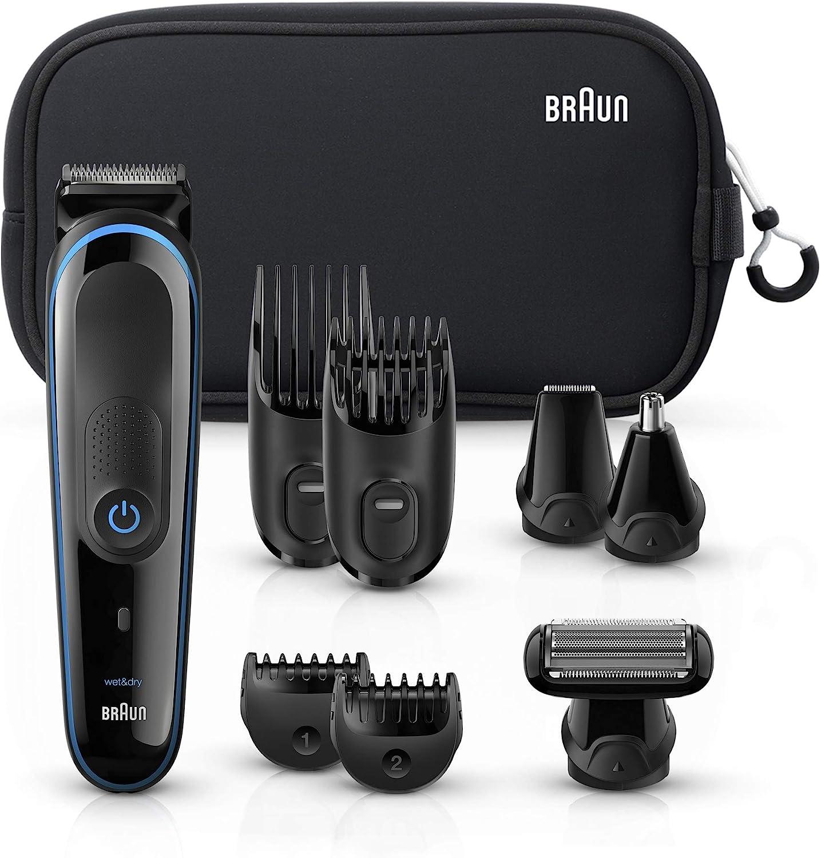 Braun MGK - Recortadora de barba para hombre: Amazon.es: Belleza