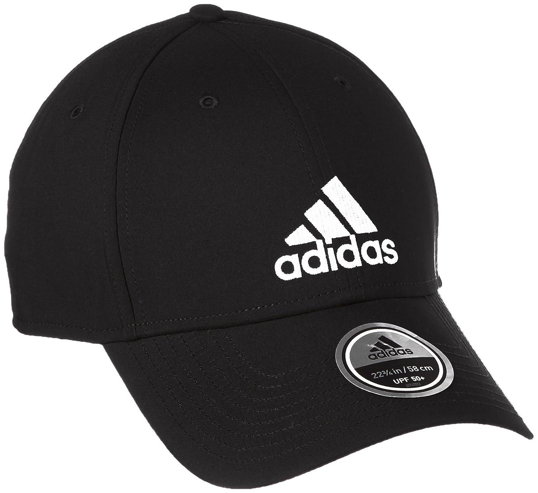89026c5474 adidas Unisex Six-panel Lightweight Emb Cap: Amazon.co.uk: Sports & Outdoors