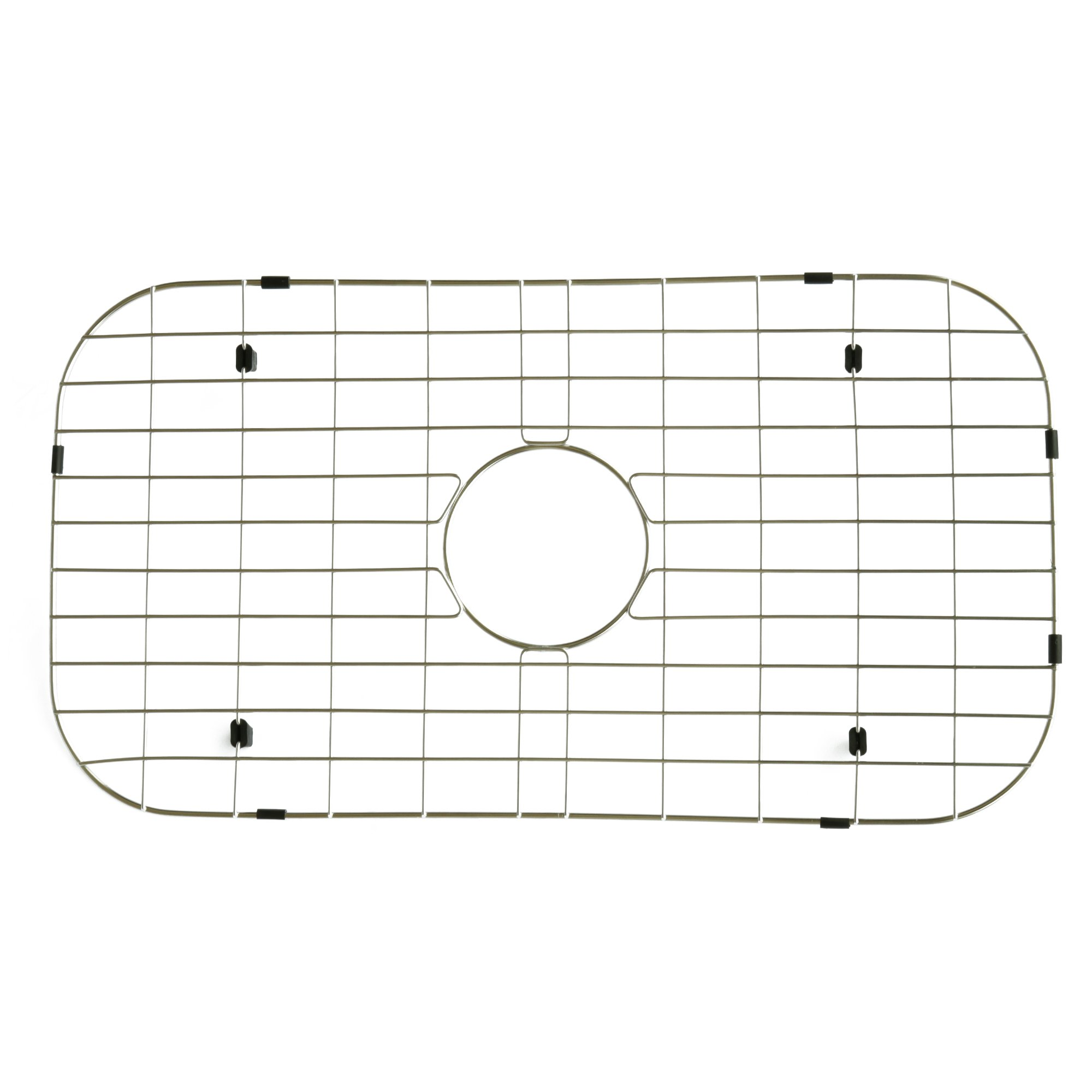NWC Sink Protector, Metal Grid for Stainless Steel Kitchen Sinks   26 in X 14 in   Best for Protecting Your Sink