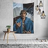 Ju-Stin Bi-Eber Ia_200000089 Tapestries, Frescoes, Artistic Decoration Of The Bedroom, Living Room And University Dormitory