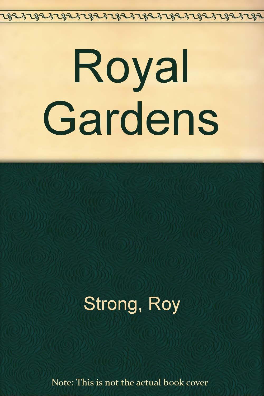 Royal Gardens (English and Spanish Edition)