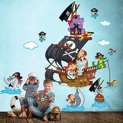 2 opinioni per R00388 Adesivo murale per bambini Wall
