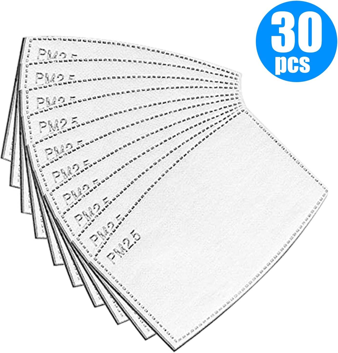 Replaceable UTOTEBAG 100Pcs Activated Carbon Filters