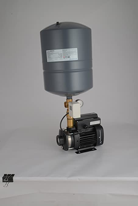 Grundfos pressure booster pump suitable for 3-4 bathroom: Amazon in