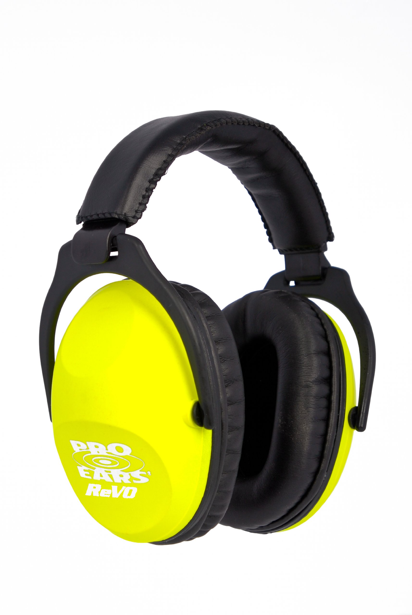 Pro Ears - ReVO - Hearing Protection - NRR 25 - Youth and Women Ear Muffs - Neon Yellow by Pro Ears (Image #1)
