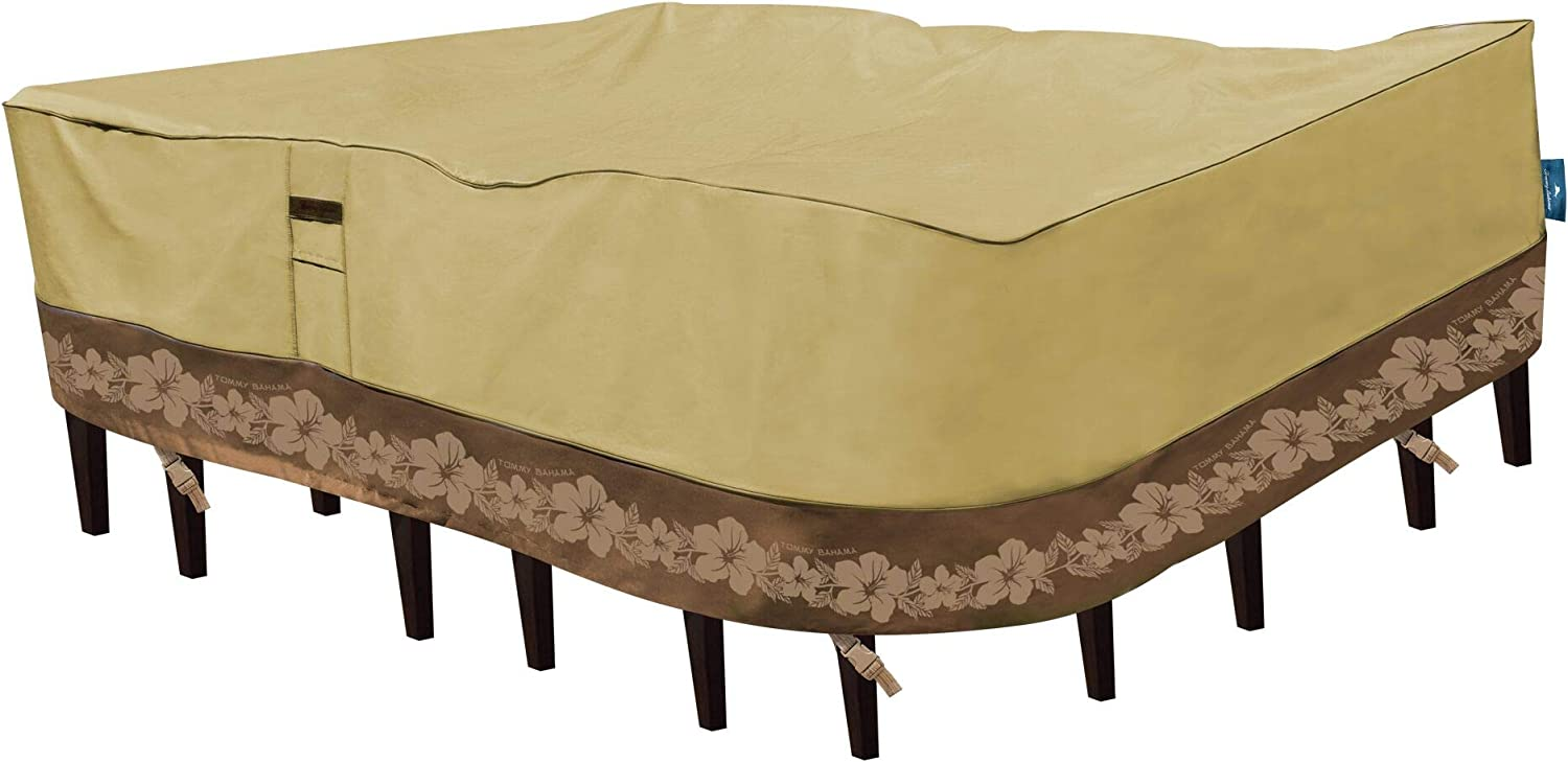 Tommy Bahama 29301 Oval/Rect Table & Chair Cover up to 108