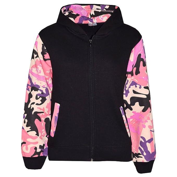 Amazon.com: A2Z – 4 Kids® Niños Niñas chaquetas forro polar ...