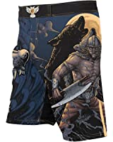 Raven Fightwear Men's Ulfhedinn MMA Fight Shorts