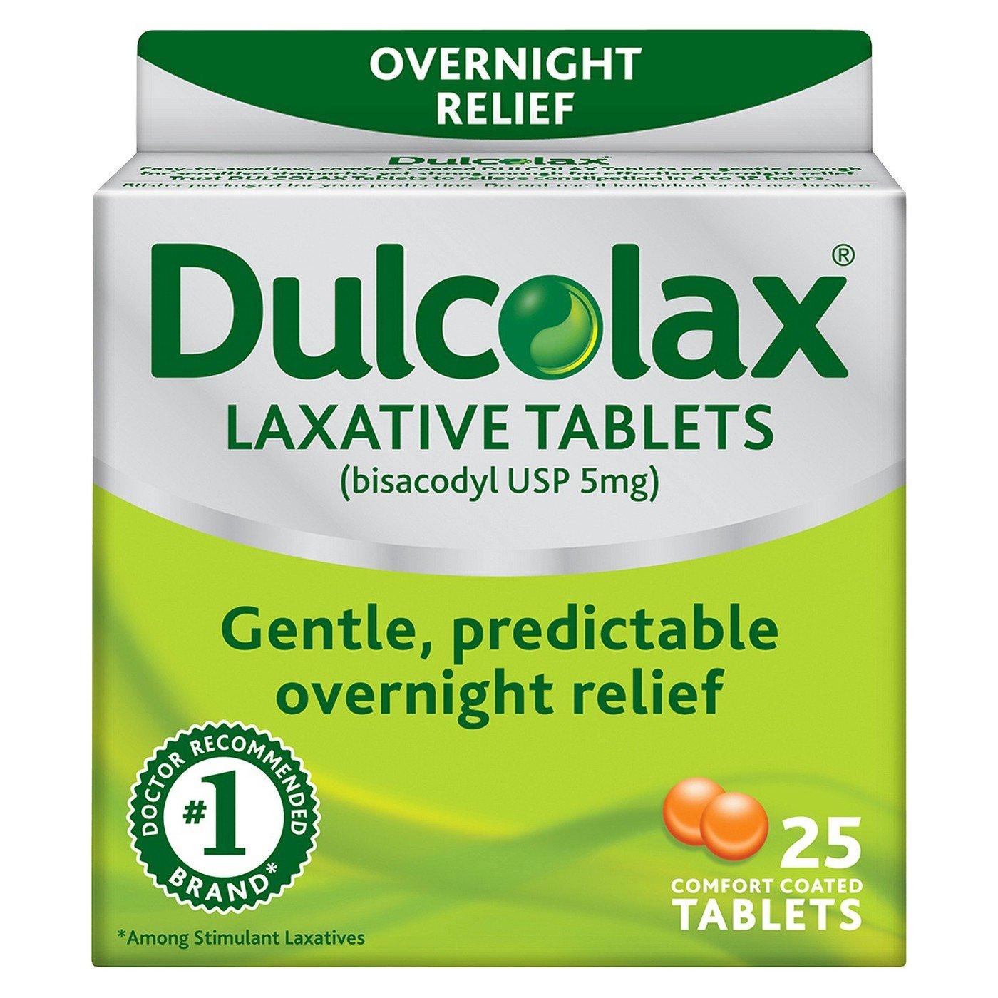 Dulcolax Laxative