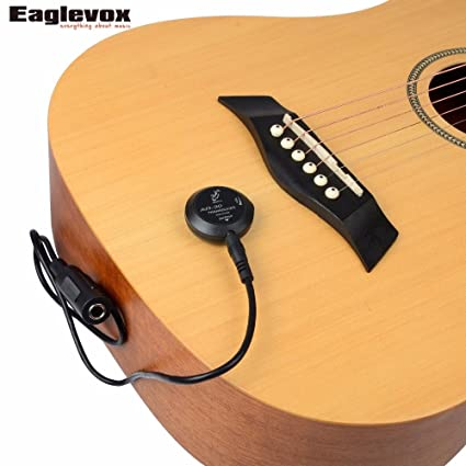 Buy Generic Soundboard transducer Pickup for all Acoustic