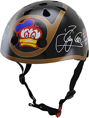 KIDDIMOTO Casco Bicicleta Completamente Ajustabl - Bici Casco para ...