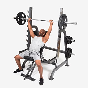 The garage gym package: amazon.co.uk: sports & outdoors