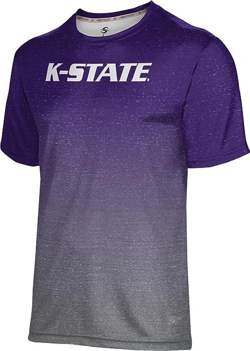 e20da7f15505 ProSphere Kansas State University Men's T-Shirt - Gradient FE9B (Small)