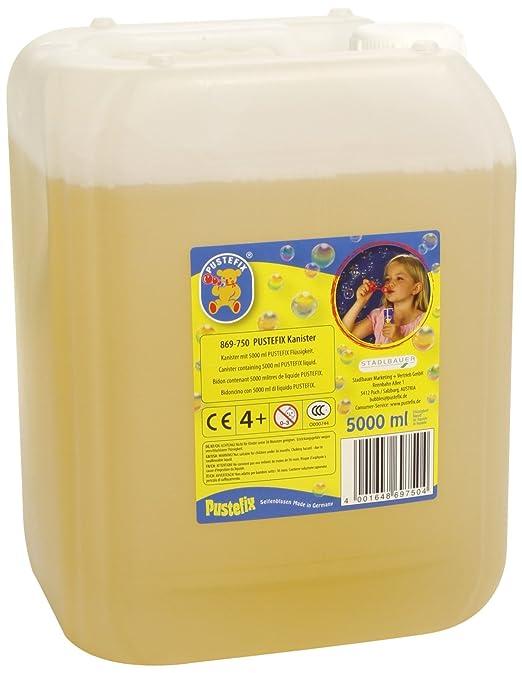 103 opinioni per Pustefix 420869750- Soluzione per bolle di sapone, 5 l