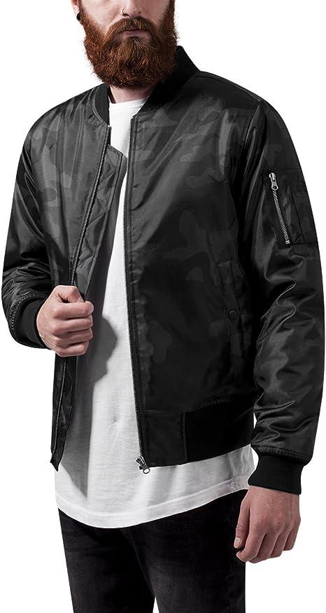 Urban Classics Basic Bomber Jacket Giacca Uomo