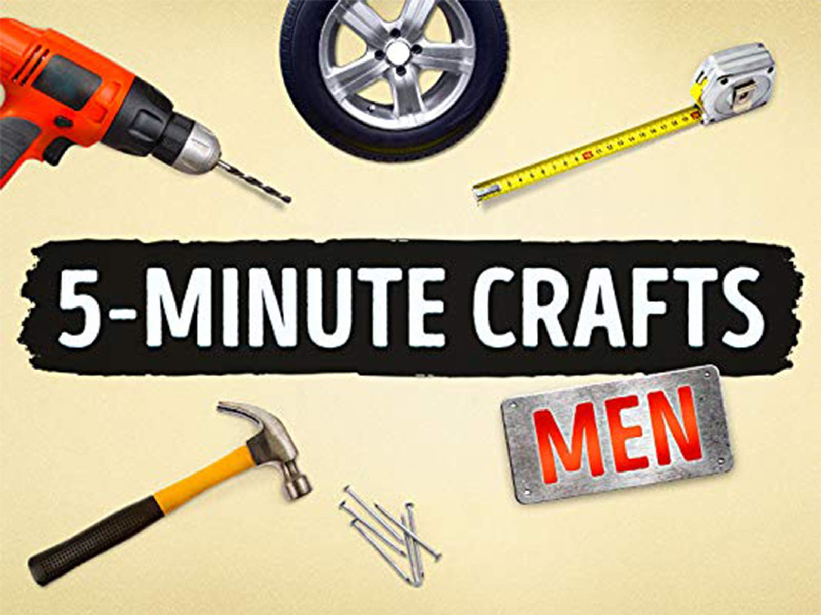 5 Minute Crafts Men on Amazon Prime Video UK