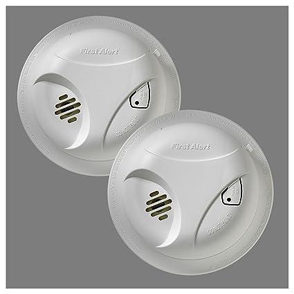 First Alert SA300 - Detector de humo (2 unidades)