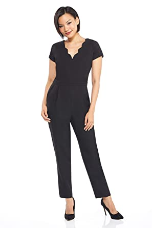 260d7fd93d69 Maggy London Jill Petite Jumpsuit at Amazon Women s Clothing store