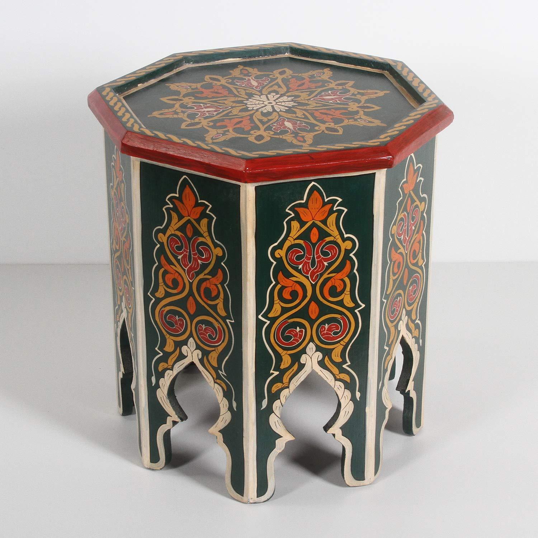 Casa Moro Orientalische Marokkanische Handbemalte Handbemalte