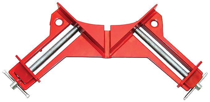 1 opinioni per Am-Tech- Morsetto ad angolo per legno, struttura in alluminio, 7,5 cm