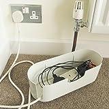 Safetots Cable Tidy Unit White
