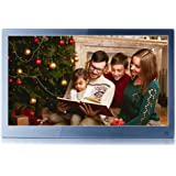 KSD 12 inch Hi-Res(IPS 1920x1080) Metallic Digital Photo Frame(12