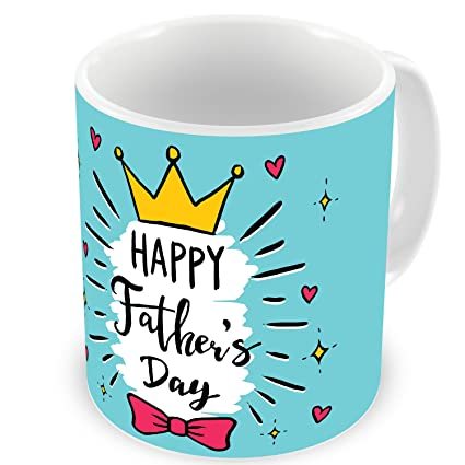 Buy Happy Fathers Day Quote Coffee Mug