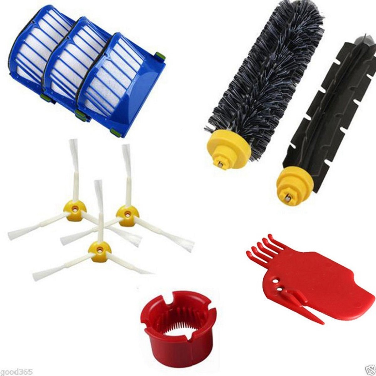 Excellent Quality Replacement Vacuum Part For 600 610 620 650 Series Vacuum Cleaner Part Kit