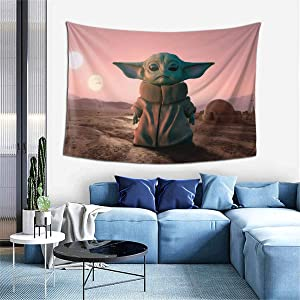 LZU1909 Cute Baby Tapestry 60x40 inches Wall Hanging Tapestries Blanket Wall Art Banner Home Decor for Living Room Bedroom Dorm