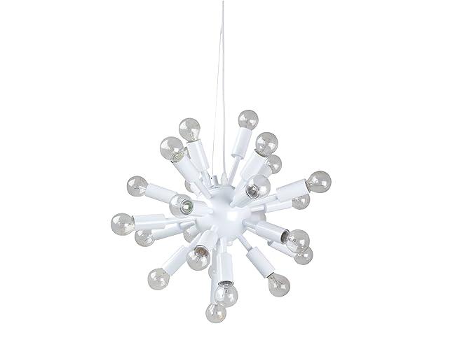 Leitmotiv pendant lamp cosmos white amazon lighting