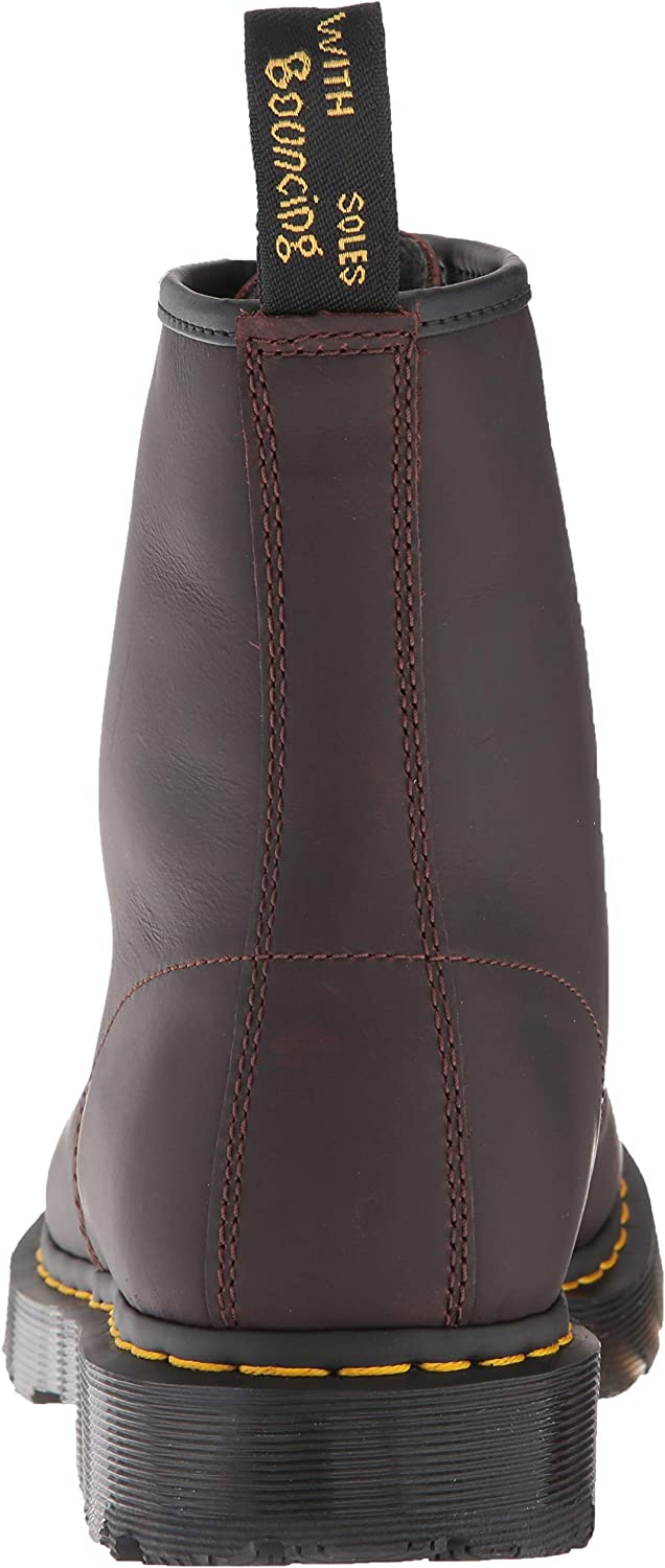 Dr 1460 Original 8-Eye Leather Boot for Men and Women Martens
