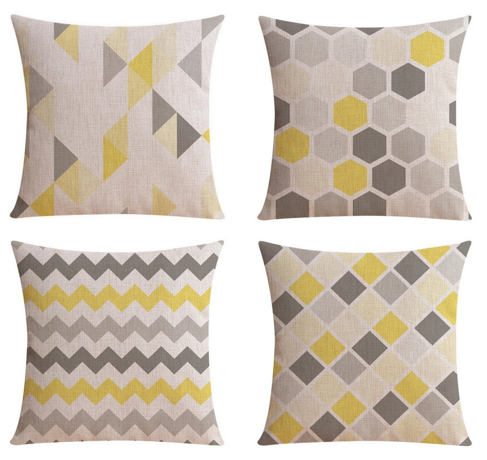 68 x 88 Kess InHouse Jeff Ferst New York Chic Yellow Red Twin Featherweight Duvet Cover
