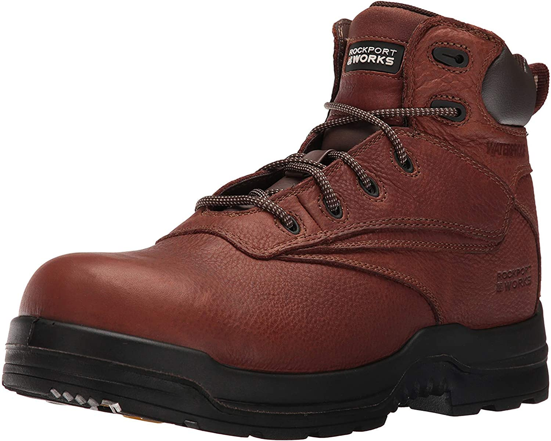 Rockport Work Mens RK6628 Work Boot