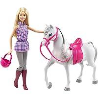 Barbie - (Mattel Dhb68) Barbie Ve Atı