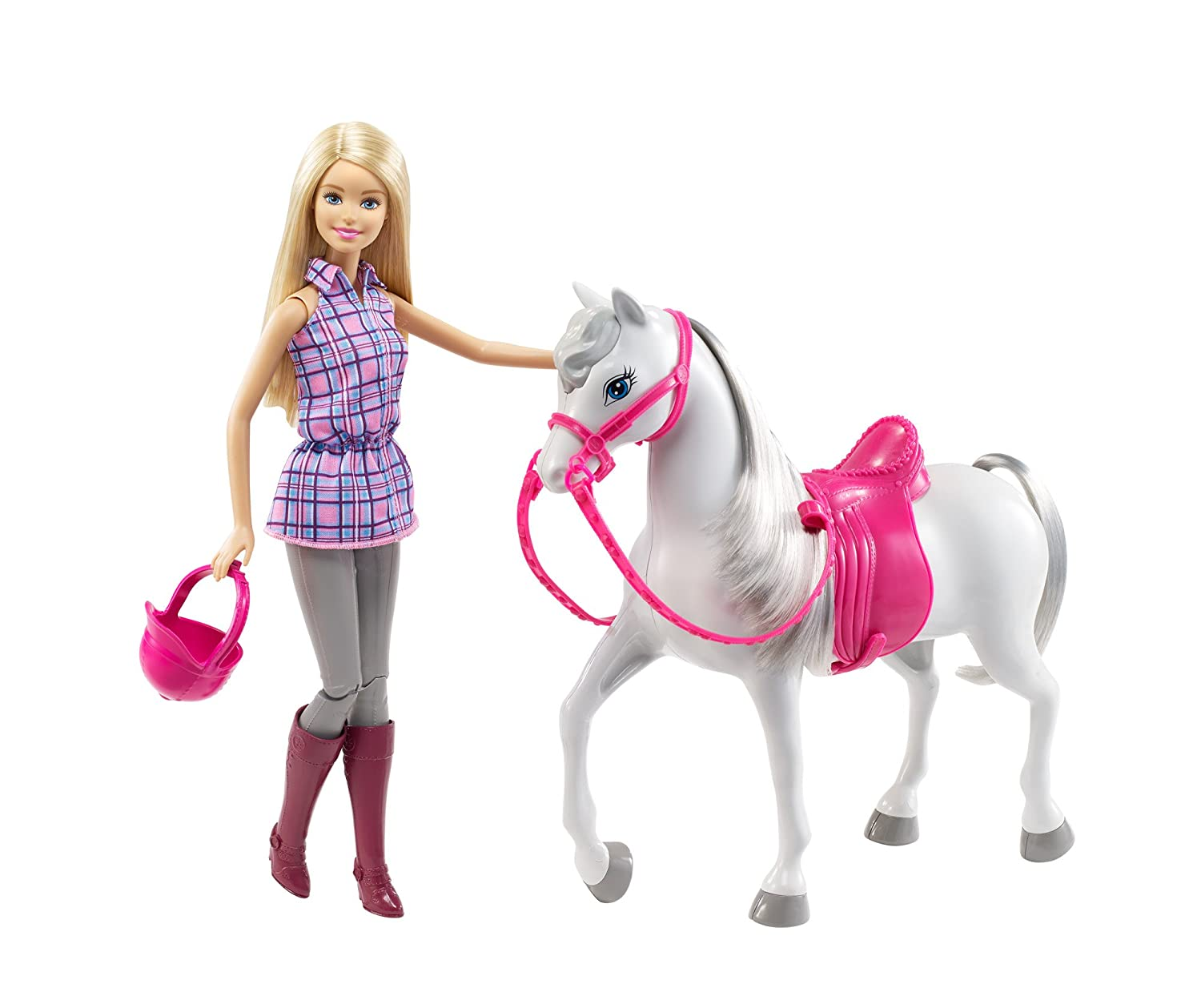 Barbie Doll & Horse Mattel DHB68
