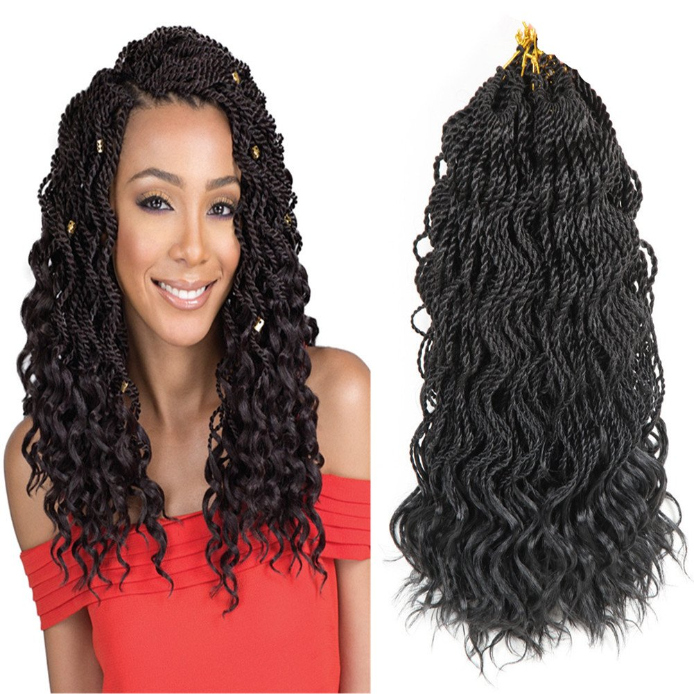 Amazon Mtmei Hair Ombre Crochet Braids 35 Strandspack 14