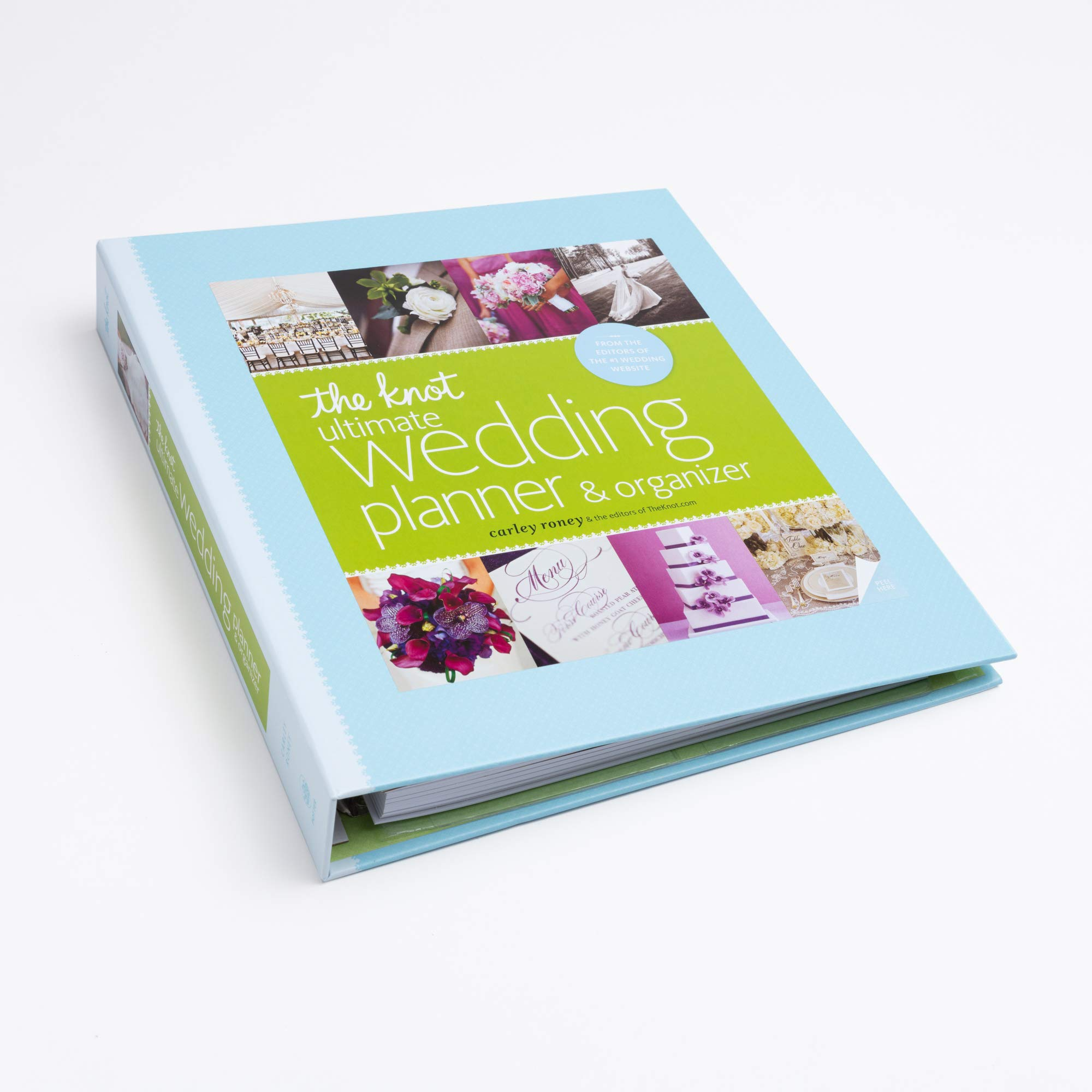 The Knot Ultimate Wedding Planner & Organizer [binder edition