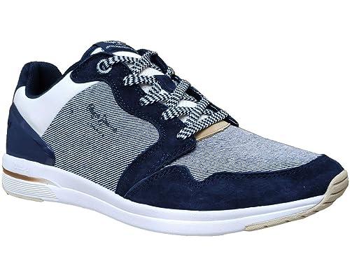 Pepe Jeans Jayker Dual D-Limit, Zapatillas para Hombre: Amazon.es: Zapatos y complementos