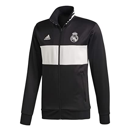 : adidas 2018 2019 Real Madrid 3S Track Top (Red