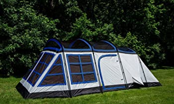 Tahoe Gear Glacier ?Cabin ??C&ing ?Tent & Top 5 Best Cabin Tents for Family - Buying Guide u0026 Reviews 2018